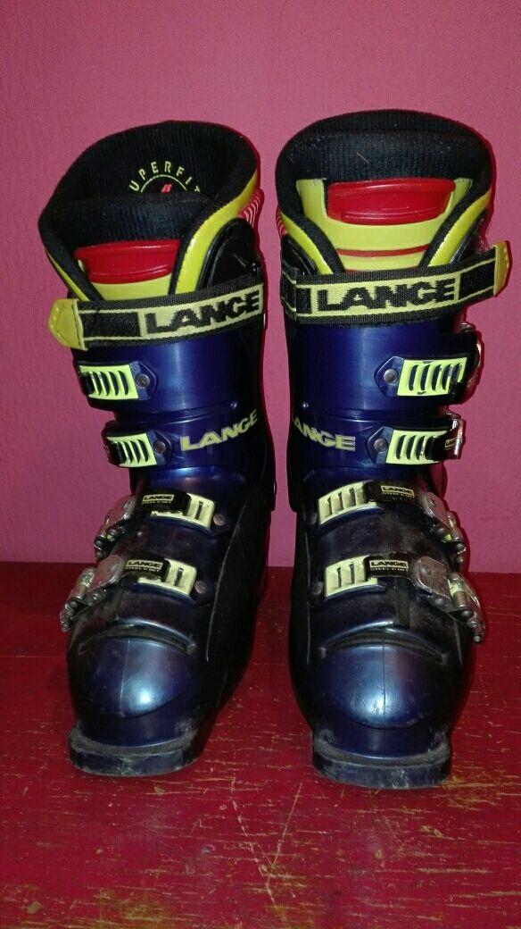 bota esqui lange
