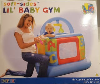 Soft Sides Lil Baby Gym