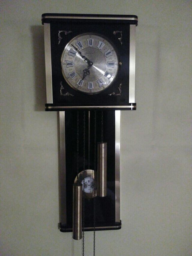 Reloj de pared Radiant años 70