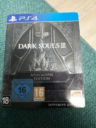 dark souls 3 version apocalypse ps3