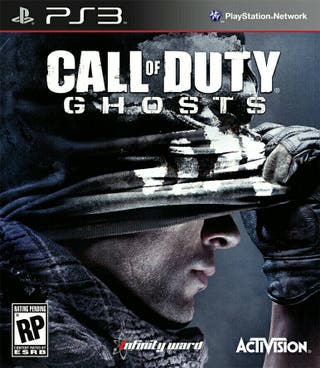 cod ghost ps3