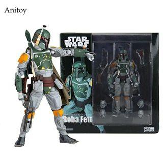 Figura Boba Star Wars