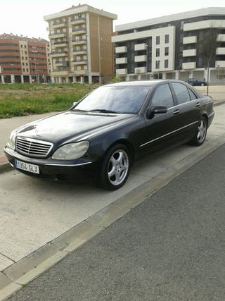 Mercedes-benz Clase S 430