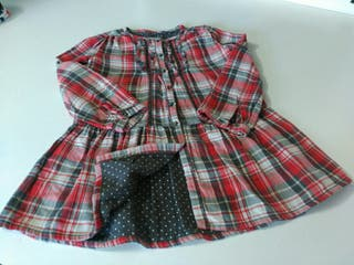 vestido niña talla 4_5
