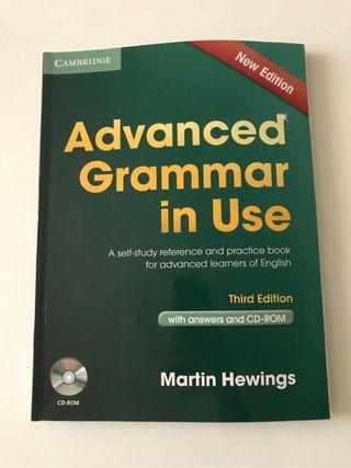 Advanced grammar segunda mano  España