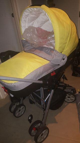 Silla-Capazo bebé