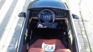 Coche eléctrico Volvo XC90