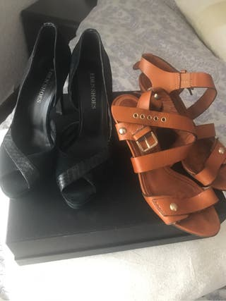 Lote zapatos 36