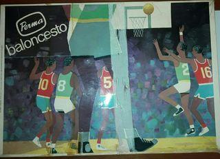 Juego de mesa Perma Baloncesto.