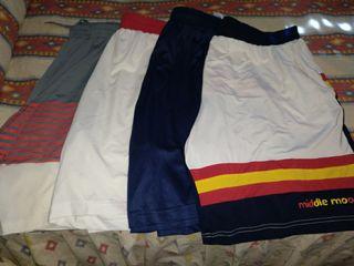 Pantalones pádel Middle Moon Siux