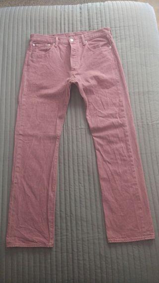 Pantalones Levis 501 34 32