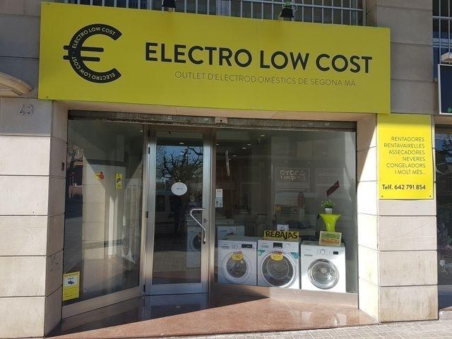 lavadora AEG 7 kg
