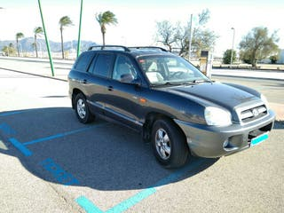 Hyundai Santa fe 4WD 2006