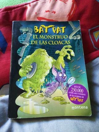Libro infantil bat pat