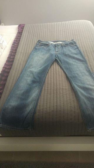 Pantalones pepe jeans 33 32
