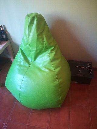 puf verde
