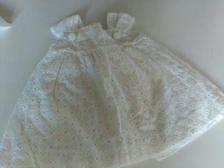 vestido niña talla 6_9 meses