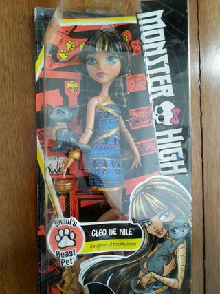 Monster High Cleo