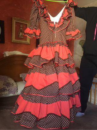 vestido de jitana