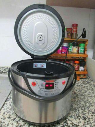 Robot de cocina Tefal Multicook 8 en 1.