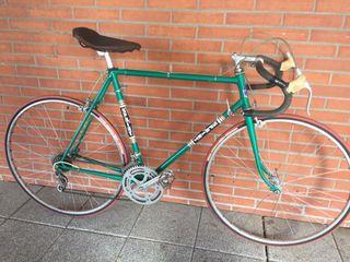 Bicicleta clasica carretera