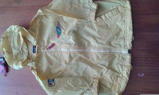 chaqueta para agua de niño talla 4