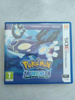 Pokemon Zafiro Alfa 3DS