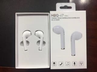 auriculares inalambricos i7