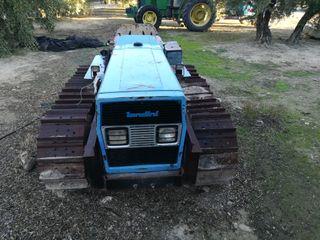 Tractor cadenas
