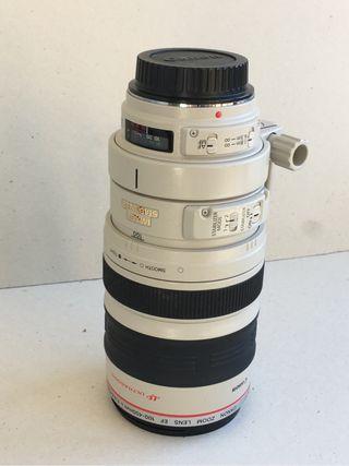 Canon 100-400 f4.5-5.6 L