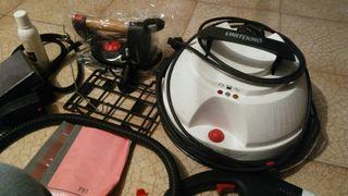 Máquina limpieza vapor