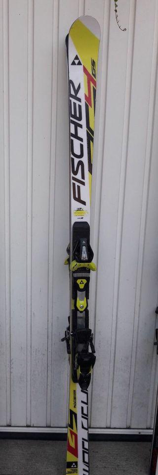 Skis GS Jr