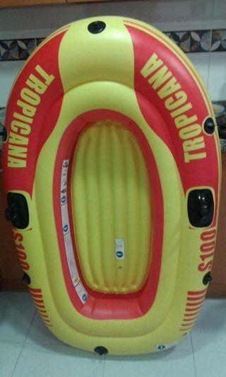 Barco hinchable