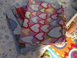 Cama niño, colchón y complementos