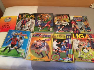 Album Cromos Futbol segunda mano  España