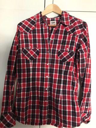 Camisas para mujer cuadros de segunda mano en Barcelona en WALLAPOP 3da05efc8690