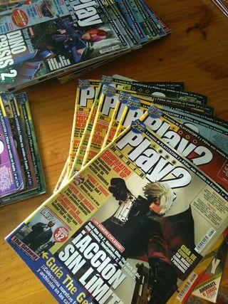 Revistas playmania