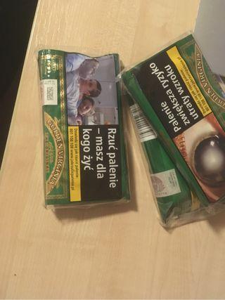 Tobacco golden virginia 50gr