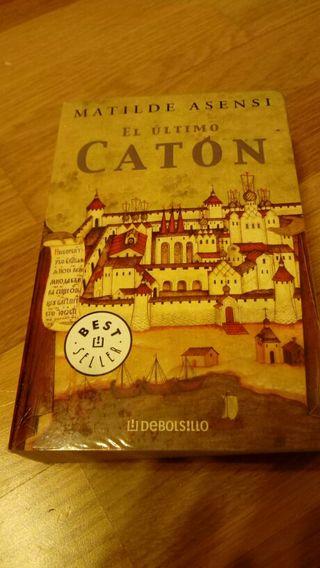 Libro Matilde Asensi, El último Catón
