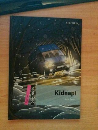 Libro lectura ingles Kidnap! - John Escott Oxford