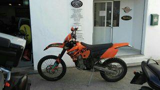 MOTO KTM 450 ENDURO