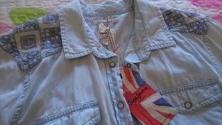 Camisa vaquera mujer Pepe Jeans M