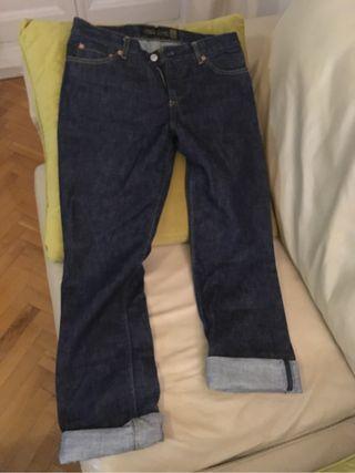 Jeans mango talla 30