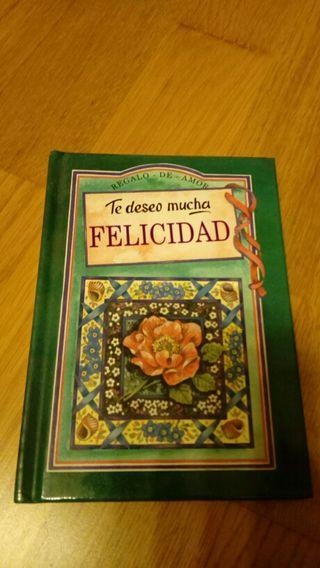 Libro Te deseo mucha felicidad