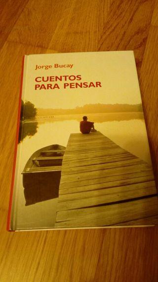 Libro Jorge Bucay, cuentos para pensar