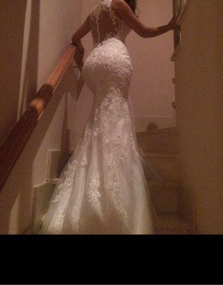 vestido de novia largos de segunda mano en la provincia de león en