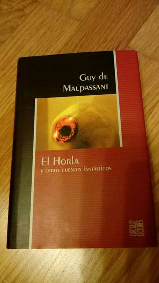 Libro El Horla