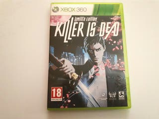 the killer is dead xbox 360