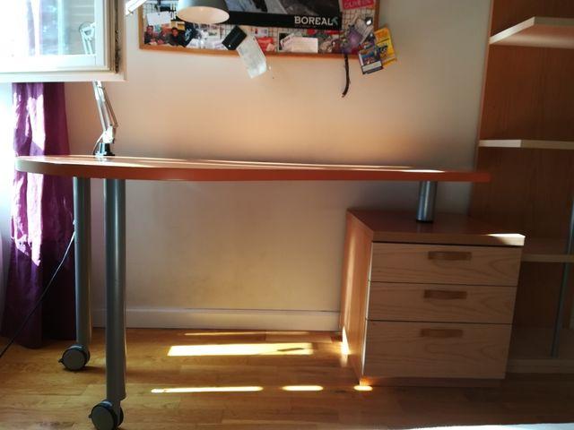 Habitación escritorio