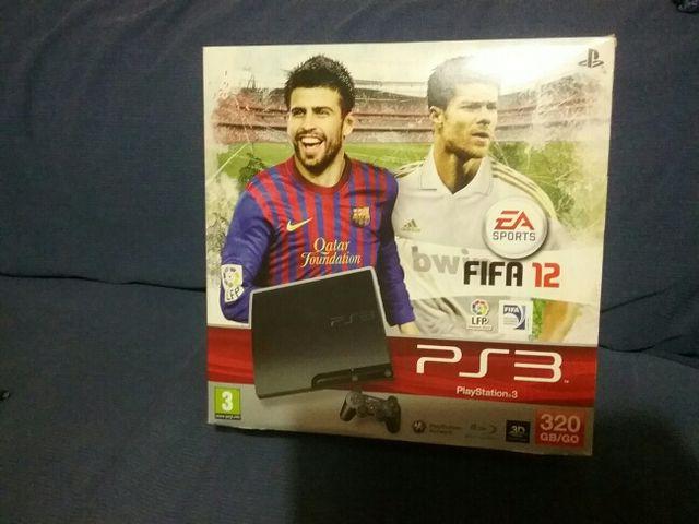 PS3 Consola